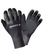 Les gants d&39apnée